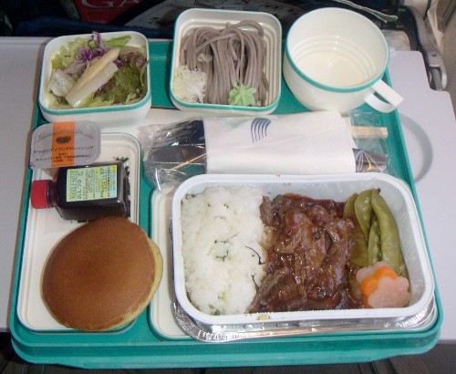 Everything You've Wanted to Know About Airplane Food