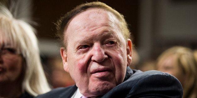 Adelson-Backed Online Gambling Bill Splits GOP At Hearing