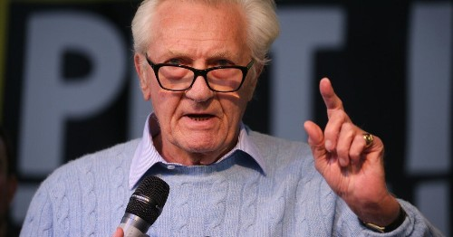 Michael Heseltine Has Tory Whip Suspended After Threat To Vote Lib Dem