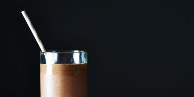 The Best and Easiest Vegan Chocolate Milkshake Ever | HuffPost Life