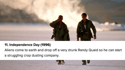 16 Plots of Your Favorite Movies If You Watched Them Backward