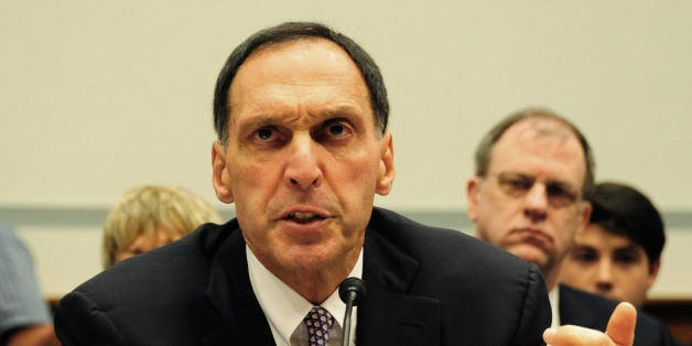 Dick Fuld, Disgraced Former CEO Of Lehman Brothers, Makes Bizarre Comeback