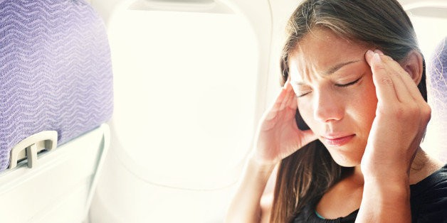 14 Things Every Anxious-Type Needs to Know About Surviving Holiday Air Travel   HuffPost Life