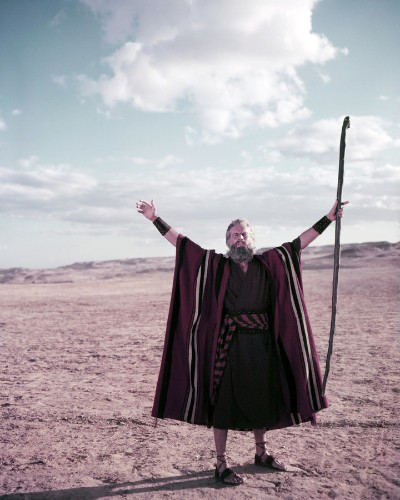 Myths of Moses
