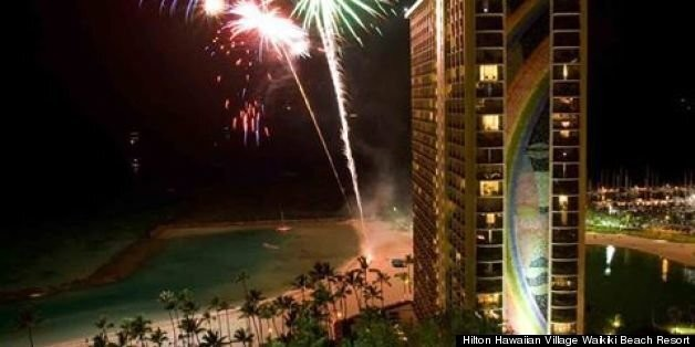 Top 10 Hotels With the Best Views of July 4th Fireworks | HuffPost Life