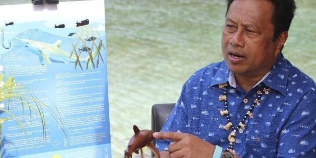 Palau Chiefs Offer Wisdom in 'Bul'