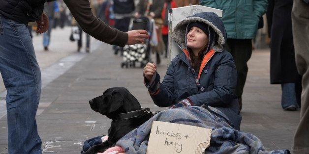 'Homeless Bill Of Rights' Wants People On Streets To Be Able To Freely Stand, Sit In Public