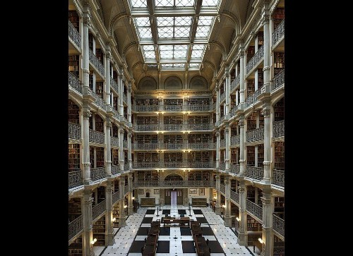 The Most Beautiful Libraries in the World (PHOTOS)