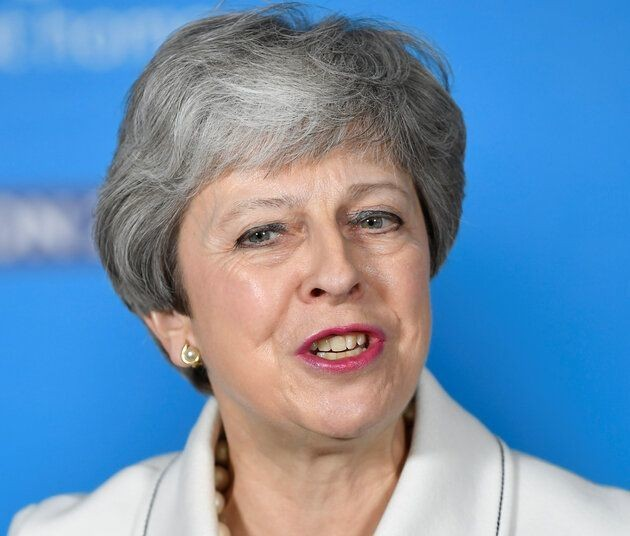 Theresa May Prepares To Reveal 'New' Brexit Plan As Philip Hammond Warns Against No-Deal