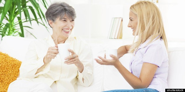 Advice From Mom: How Our Mothers Help Us Unwind & De-Stress | HuffPost Life