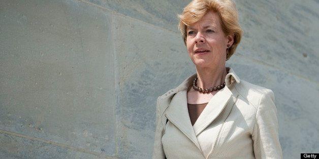 Tammy Baldwin Talks ENDA And Bipartisan Support For Legislation