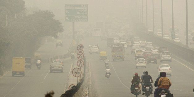 India's Smog Destroyed Enough Crops In A Year To Feed 94 Million People: Study