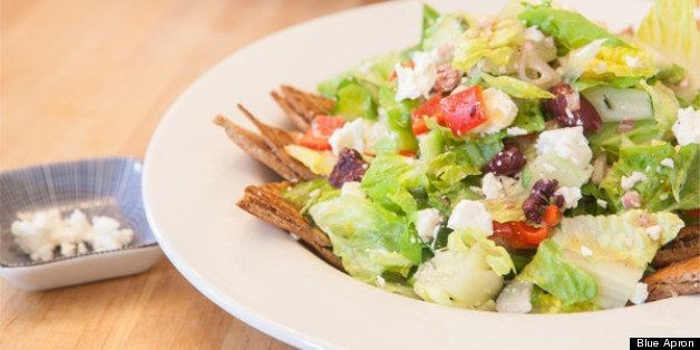 What You Need To Make a Bangin' Summer Salad