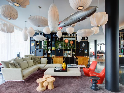 5 Airport Hotels You'd Actually Want to Stay In
