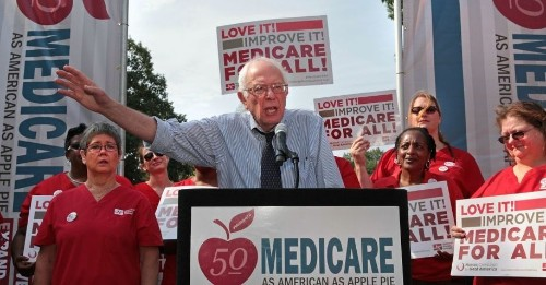 Clinton's Dishonest Attacks On Sanders' Medicare-For-All Plan Betrays Democratic Values