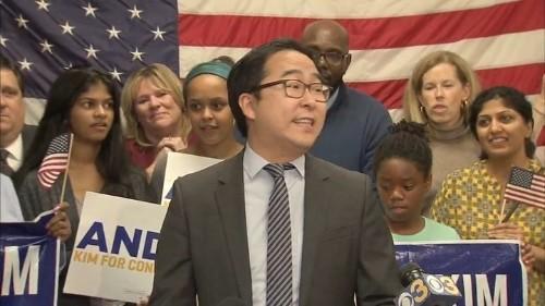 Andy Kim Declared Winner Over GOP Rep. Tom MacArthur In New Jersey