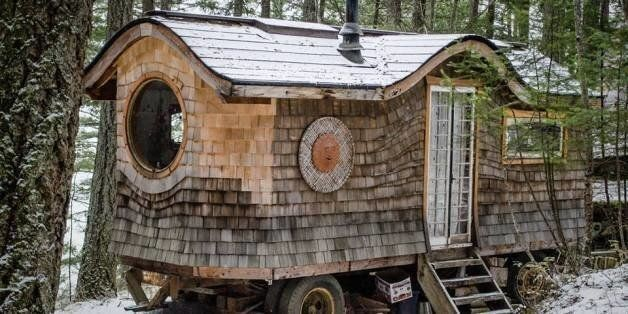 An Enchanting Tiny Home You Have To See To Believe (PHOTOS)   HuffPost Life