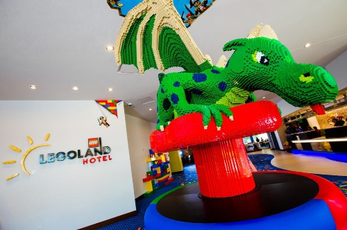 The New Legoland Hotel Proves That Everything Is Awesome