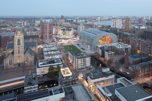 Rotterdam, Striving To Be Green, Downplays CO2 Targets