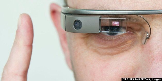 Google, Always Eager To Tell Us How To Talk, Censors Swearing On Google Glass