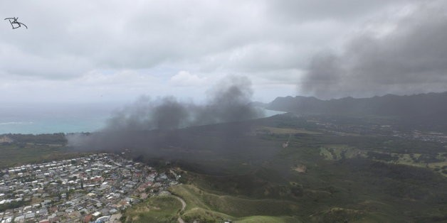 2 Marines Dead, Others Injured, After Crash At Bellows Air Force Station In Hawaii (UPDATED)