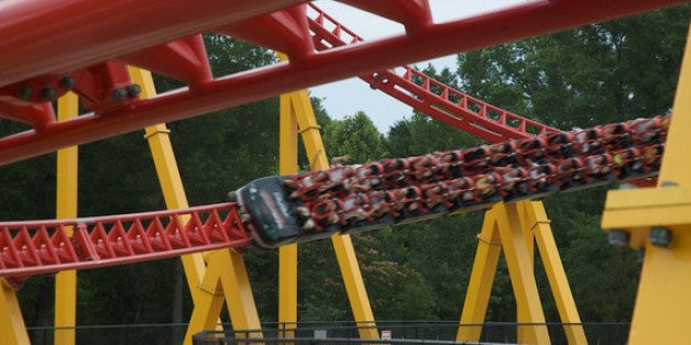 The 13 Scariest Roller Coasters in America
