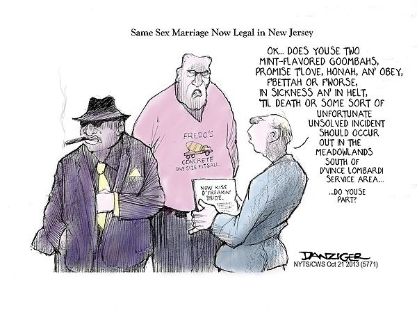 New Jersey Gay Marriage