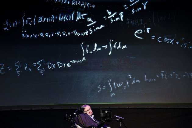 Stephen Hawking, The Big Bang And The Birth Of Time