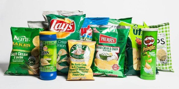 The Best Sour Cream And Onion Chips: Our Taste Test Results (PHOTOS) | HuffPost Life