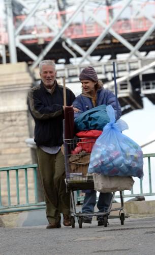 リチャード・ギア、ホームレス体験を語る「誰も私に注意を払わなかった」
