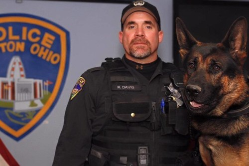 After K-9's Death, Internet Raises Money To Get Police Dogs New Bulletproof Vests