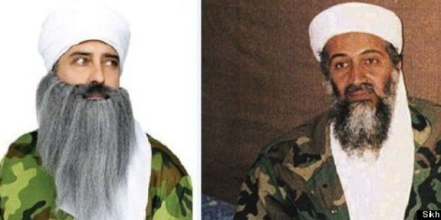 Osama Bin Laden Halloween Costume Removal Demanded By Sikh Advocacy Group In Letter To Walmart And Amazon