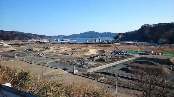 復興:東日本大震災 - cover