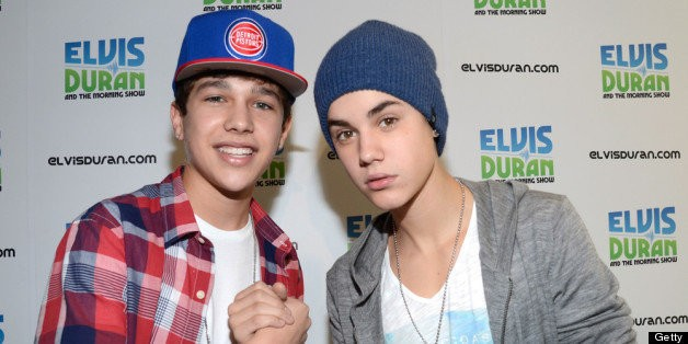13 Reasons Why Austin Mahone And Justin Bieber Are Long-Lost Twins