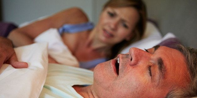 Why You Snore More As You Get Older And What You Can Do About It