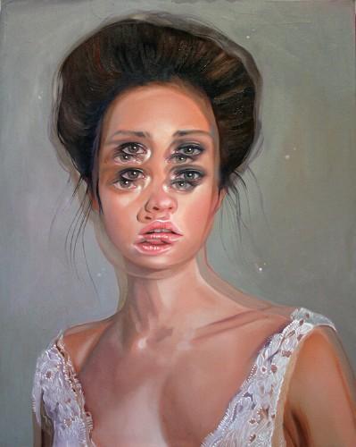 Alex Garant's 'Queen Of Double Eyes' Will Break Your Brain