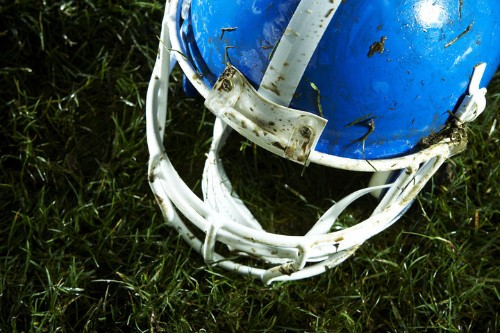 Practicing Without Helmets Could Make Football Safer For Players