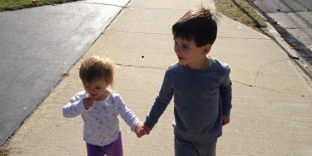The Duality of Raising Children | HuffPost Life