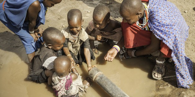 1 Child Dies Every 21 Seconds From A Water-Related Disease. Here's What You Can Do