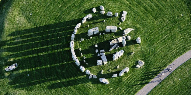Happy Accident With Garden Hose Leads To 'Really Significant' Stonehenge Discovery