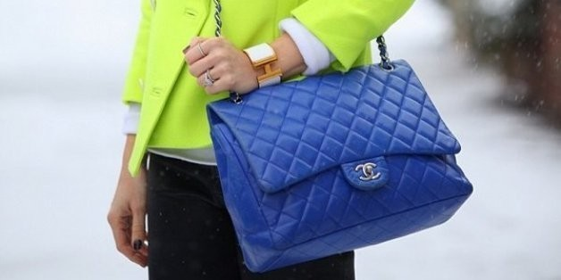 What Your Winter Wardrobe Needs Is A Pop Of Color | HuffPost Life
