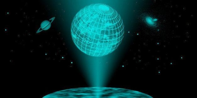 The Universe Might Be A Giant Hologram. Cue The Existential Crisis...