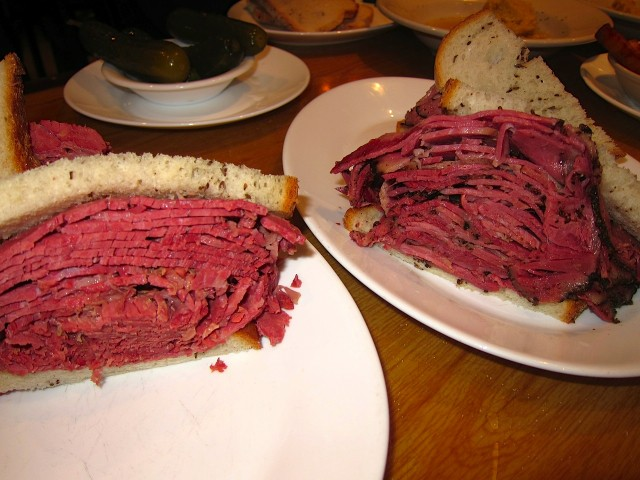 It's Corned Beef Time, But Don't Forget the Pastrami!