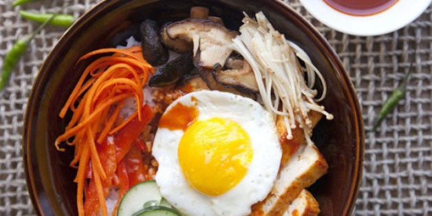 Bibimbap Recipes That Put All Other Comfort Foods To Shame (PHOTO) | HuffPost Life