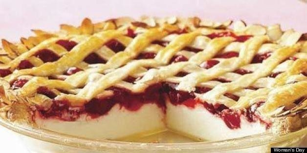 Recipe Of The Day: Cherry Cheesecake | HuffPost Life