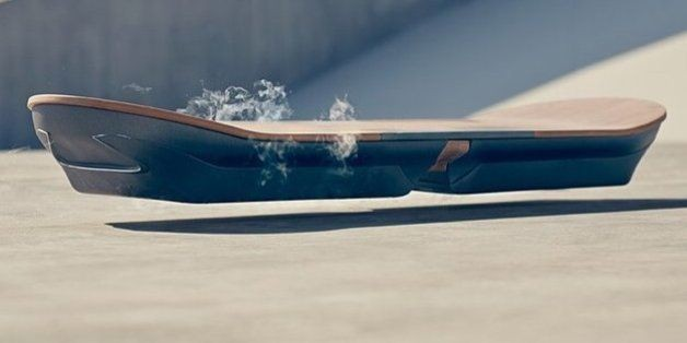 Lexus Just Made A Freaking Hoverboard