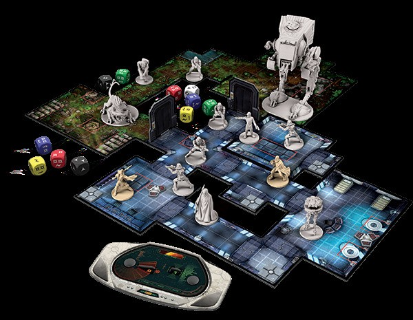 The Best 'Star Wars' Board Games, Ranked