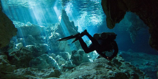 The World's 16 Most Incredible Sea Caves | HuffPost Life