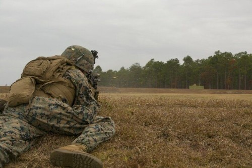 3 Women Make History As The Marines' First Female Infantrymen