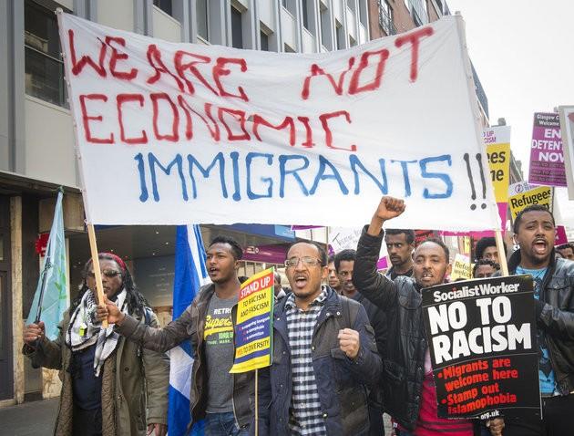 Brian Bilston's 'Refugee' Poem Moves Thousands With Brilliant Hidden Message